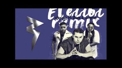 New! Reykon Ft Zion Y Lennox- El Error (remix Oficial )2016