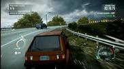 Need for Speed - The Run - С Голфа от София към Перник (мачка всичко - Жеwезен :d)