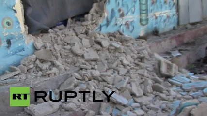 Somalia: At least 9 killed in car bomb blast at Mogadishu restaurant *GRAPHIC*