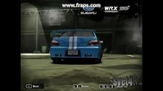 Need For Speed Most Wanted my car