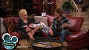 Хана Монтана Завинаги Епизод 11 част 2 / Hannah Montana Forever / Освободи се Бг Аудио