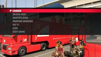 F1 2011 Gameplay Епизод 1