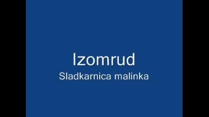 Izomrud - Sladkarnica Malinka