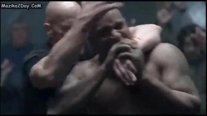 Damage (starring Stone Cold Steve Austin) Fight Scene from t