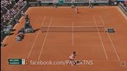 Serena Williams vs Lucie Safarova Final - Roland Garros 2015
