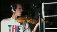 Katy Perry - Firework Violin Cover - Peter Lee Johnson