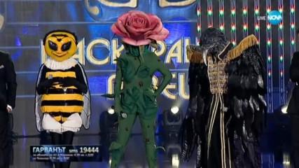 Обща песен на финалистите - One Moment in Time на Whitney Houston | Маскираният певец