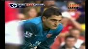 04.10 Арсенал - Блекбърн 0:1 - Гол на Н`зонзи