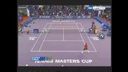 Shanghai 2007 Roger Federer - David Ferrer