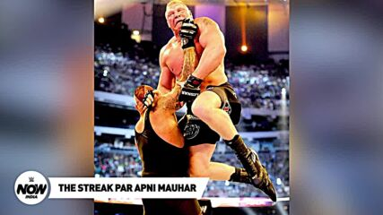 Brock Lesnar Ki Journey The Next Big Thing Se The Beast Incarnate Tak: WWE Now India