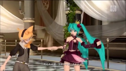 Hatsune Miku and Kagamine Len - Cantarella
