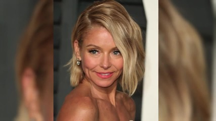 Kelly Ripa Breaks Her Foot in a Dance Class