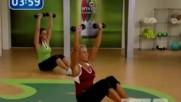 Cindy Whitmarsh - Sexy Strong Calorie Burn Upper Body Burn