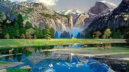 Природата в покой! ... (music by Tim Janis)
