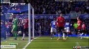 Евертън 3:0 Манчестър Юнайтед 26.04.2015