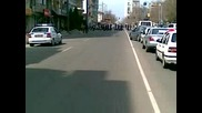 протест бургас 16.04.2011