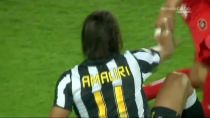 Juventus - Cagliari 4 - 2