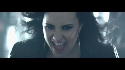 Demi Lovato - Heart Attack ( Official H D Video ) + Превод