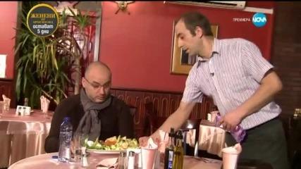 Манчев и Шишков се съюзяват, за да спасят култов пловдивски ресторант част 1 - Кошмари в кухнята