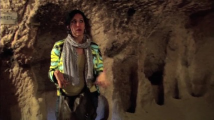 Без Багаж - Кападокия еп.3 - подземен град Каймакли