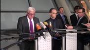 Germany: Steinmeier and Maas critisise Merkel for Boehmermann trial decision