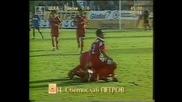 26.10.2002 - Цска София 3 - 0 Уефски Истанбул - 2 - 0 45 Petrov