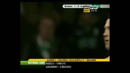 Вердер - Аугсбург 2:0