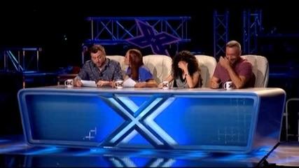 Милен, Валентин, Емил - X Factor (02.10.2014)