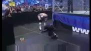 8/28/09 - Jeff Hardy vs. Cm Punk (steel Cage Match) [1/3]