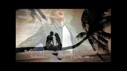 Chris Norman - Love Is