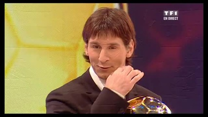 The Best Football Player In 2009 - Lionel Andres Messi
