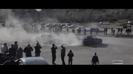 Лудите грузинци - B M W Mega Drift
