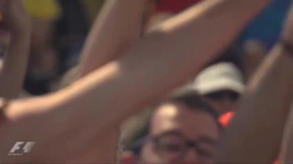 F1 Гран при на Испания 2013 - избрани моменти [hd][fom]