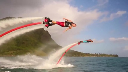 Flyboard - Water Jet Pack Спорта Завладял лято 2013 , адреналин и прекрасни преживявания !
