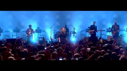 Adele - Rolling in the Deep (live at Royal Albert Hall)