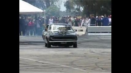 American muskol Camaro