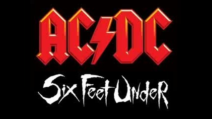 Ac/dc Ft. Six Feet Under - Back In Black