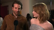 "Emma Stone and Bradley Cooper At ""Aloha' London Screening"