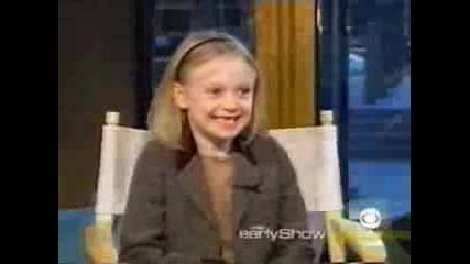 Dakota On The Early Show.flv