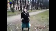 !!!баба Танцува Техно!!!!1000000000%смях!!!!!!!!