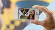 Apple iphone 4s Official Commercial