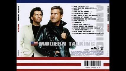 Модърн Токинг - Америка 2001 (целия албум)