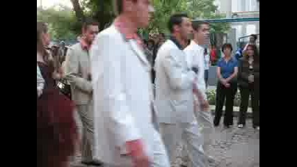 Абитуриентски Бал 2007 - Царево