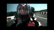 Yamaha r1 crash incredible