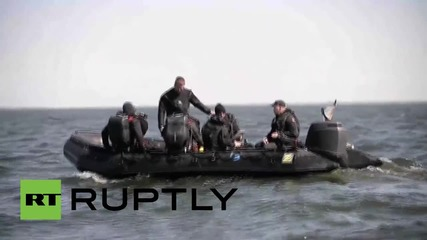 Estonia: See detonation of massive underwater mine