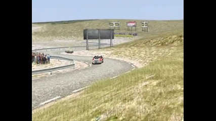 Colin Mcrae Rally 2005 - Spain 1 Replay Crl Bulgaria