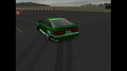 Live For Speed - Toyota Ae86 Drifting