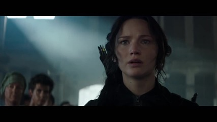 'our Leader the Mockingjay' – Official Teaser Trailer