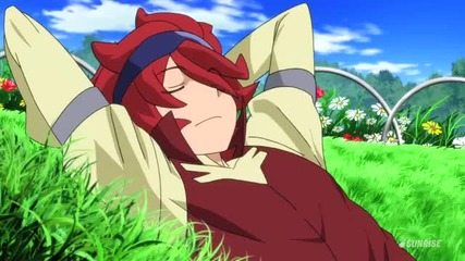 Gundam Build Fighters - Episode 13 [eng Subs ]