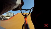 Gopro [hd] x games 17 - bmx big air with chad kagy